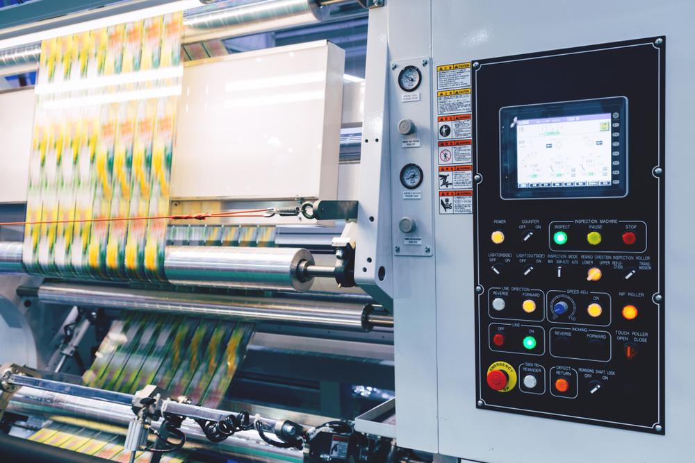 R&D engineering for the development of new packaging machines